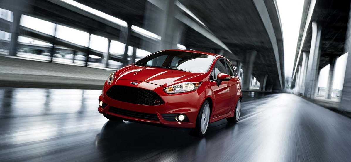 Image with 2014 Ford Fiesta ST Hatchback