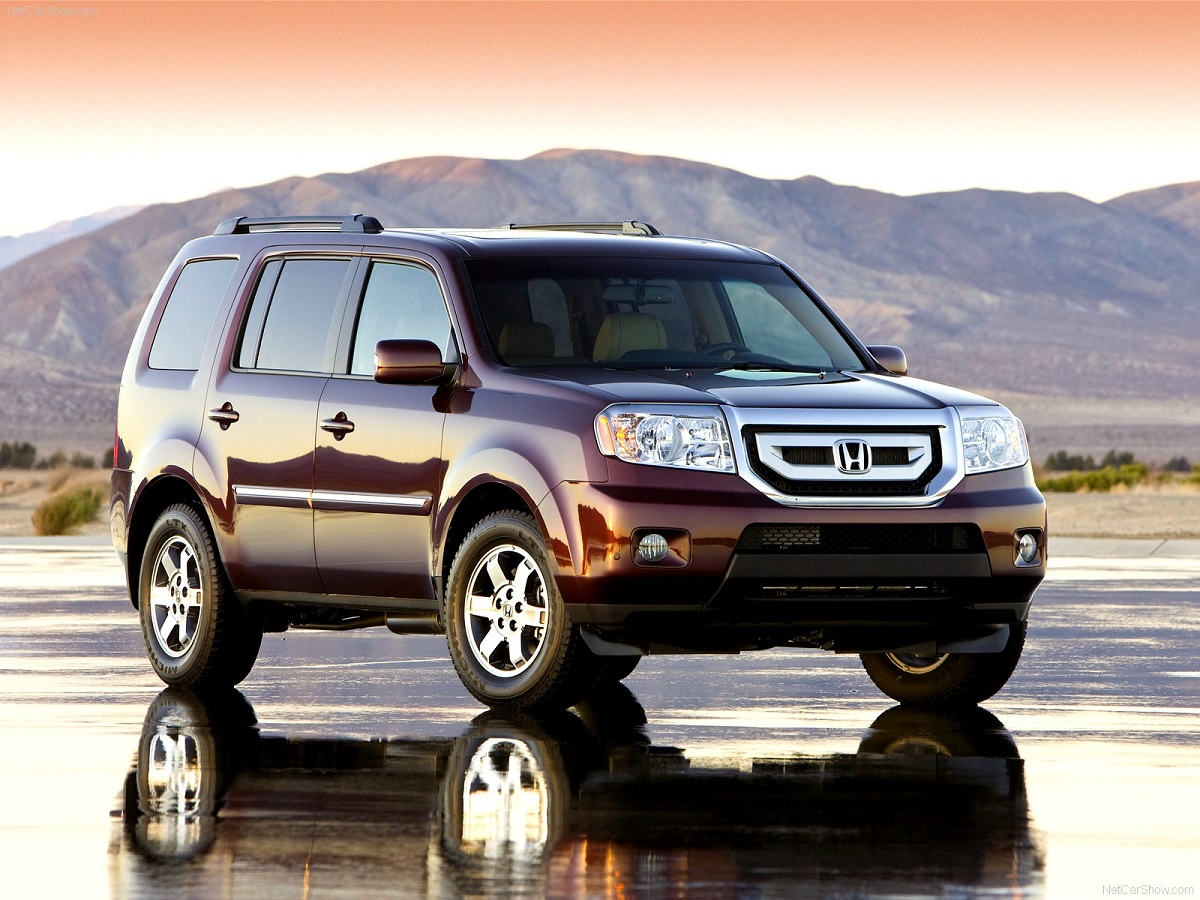 2015 Honda Pilot Big Bold Brash Rack And Opinion