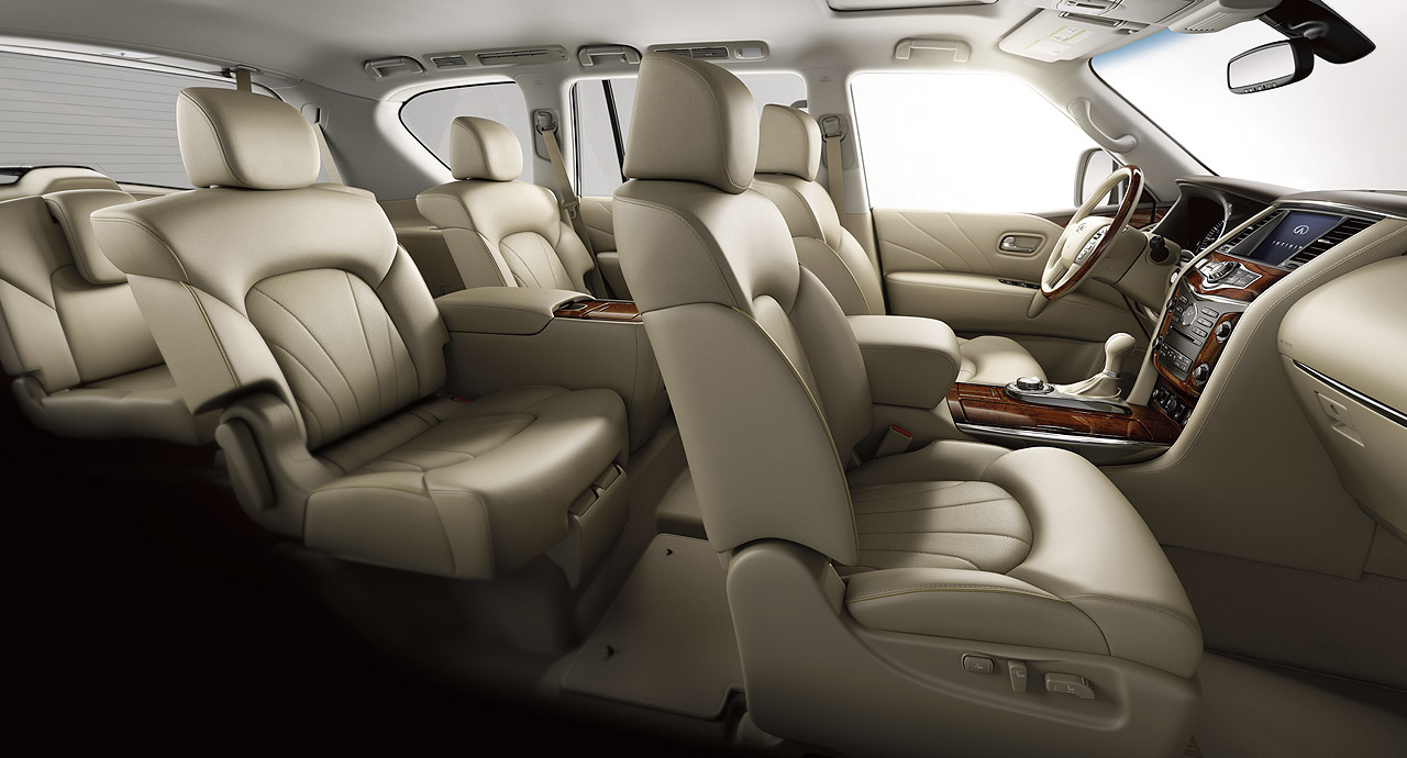 2015 infiniti qx80 all aboard rack and opinion. Black Bedroom Furniture Sets. Home Design Ideas