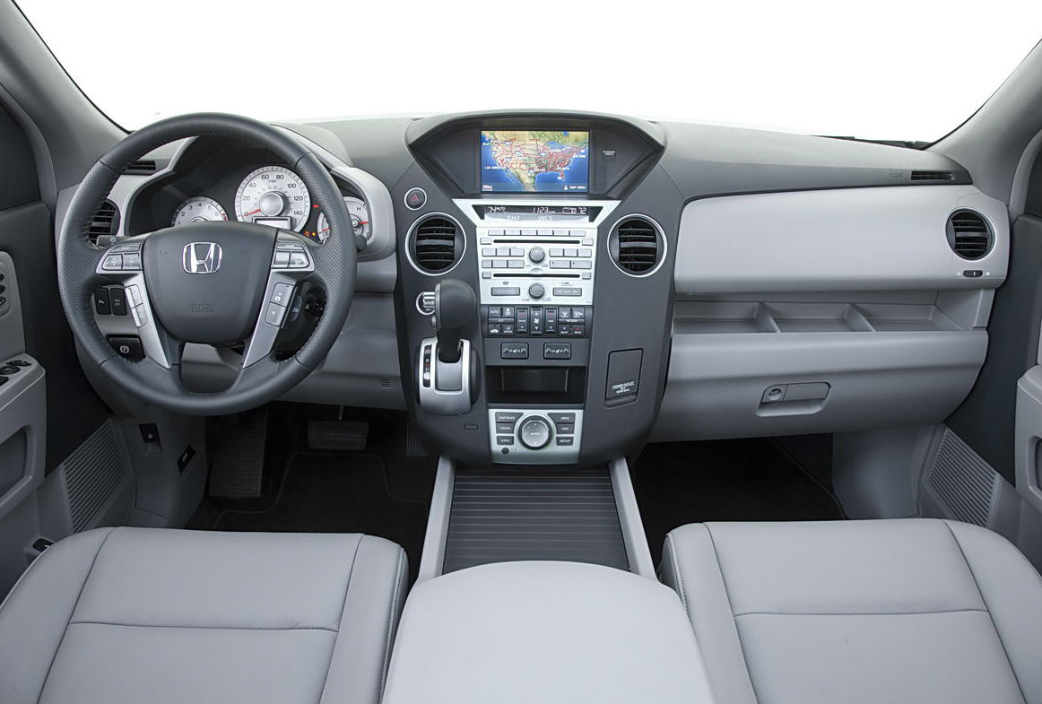 Honda-Pilot-2015-Interior-Design