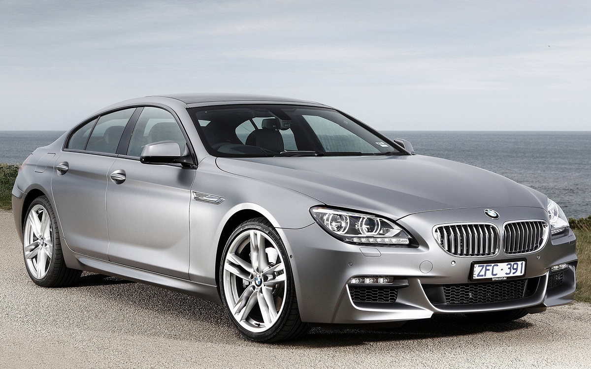 650i Gran Coupe - I Xdrive Gran Coupe Rack And Opinion