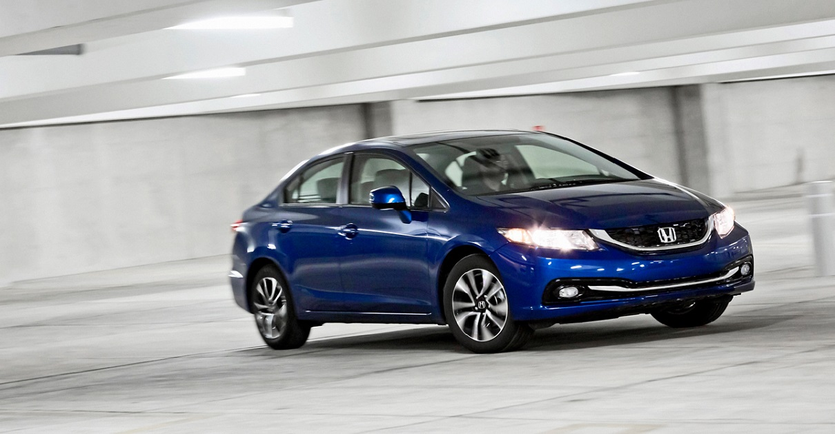 2015 honda civic touring how can you go wrong rack