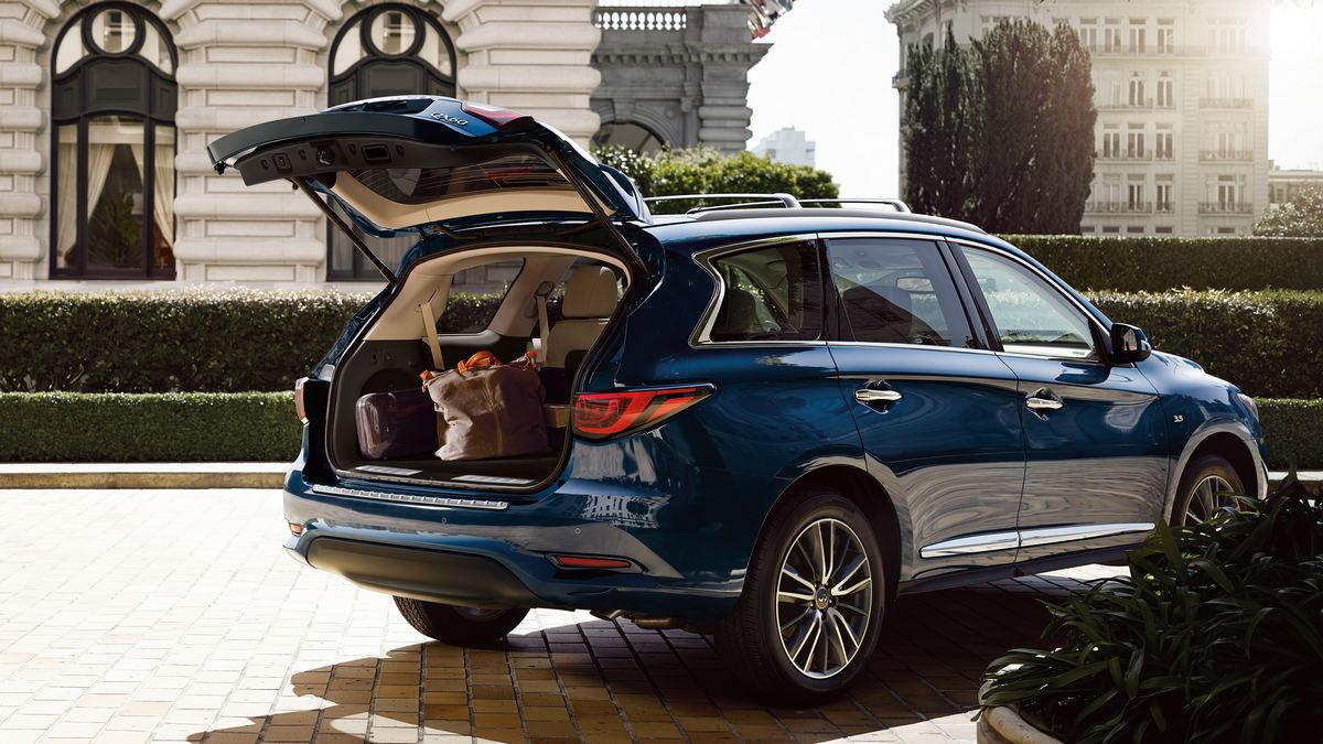 2017 infiniti qx60 rack and opinion. Black Bedroom Furniture Sets. Home Design Ideas